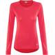 Arc'teryx Motus Longsleeve Shirt Women red